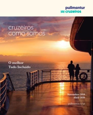 Catálogo Pullmantur Cruzeiros