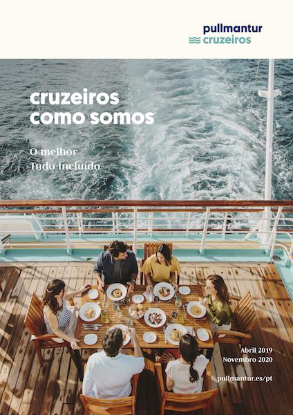 Catálogo Pullmantur Cruzeiros 2020