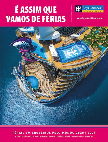Catálogo Royal Caribbean 2020