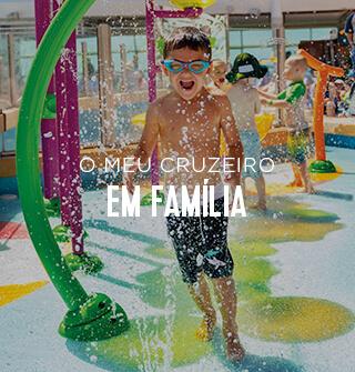 O Meu Cruzeiro em Família