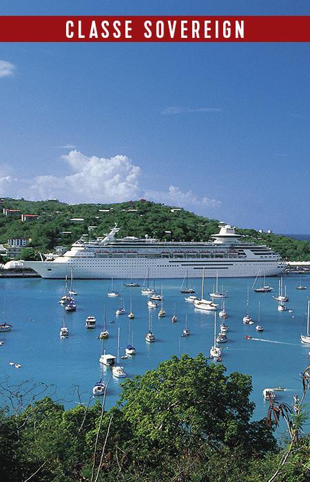 Royal Caribbean Classe Sovereign
