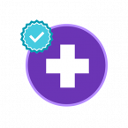 360-medical-health-safety-icon